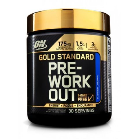 ON Gold Standard PRE - Workout, 300 gr.
