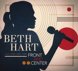 Beth Hart / Front And Center - Live From New York (CD+DVD)