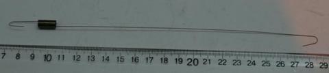 Пружина регулятора DDE DPG9551E/DPG10551E HONDA обратная  -->7201-9900-0068