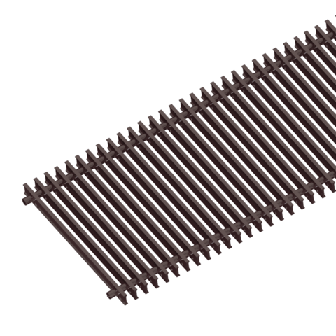 itermic Решетка рулонная SGZ-40-2400/Shamp