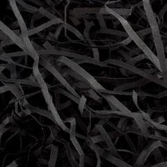 Бумажный наполнитель черный  300г