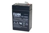 Аккумулятор FIAMM FG10451 ( 6V 4,5Ah / 6В 4,5Ач ) - фотография