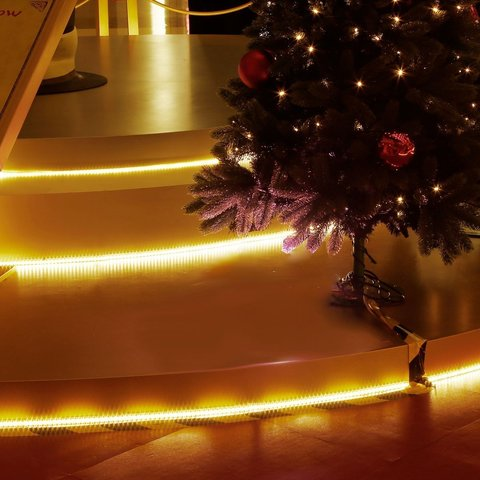 LED шланг пвх разноцветный мультик фото