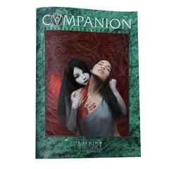 Брошюра Вампиры: Маскарад. Малая книга знаний (на русском языке)