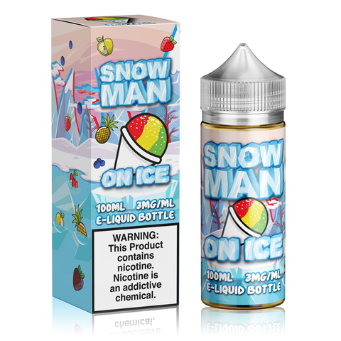 Juice Man: Snowman on Ice