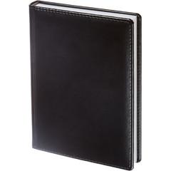 Ежедневник недат,черный,А5,143х210мм,176л,ATTACHE Каньон