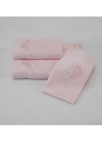 MELIS МЕЛИС  салфетки  махровые 3 предмета 30х50 Soft Cotton (Турция)