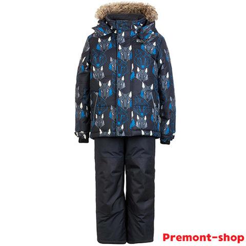 Комплект Premont Зима Волки скалистых гор WP82213