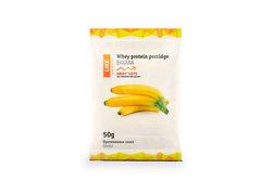 Протеиновая каша со вкусом банана, 50г