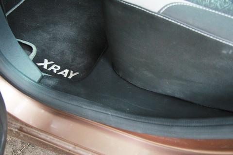 Накладки на ковролин Xray