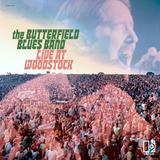 The Paul Butterfield Blues Band / Live At Woodstock (Limited Edition)(2LP)
