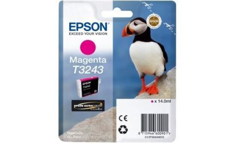 Картридж для Epson SureColor SC-P400 пурпурный (T3243)