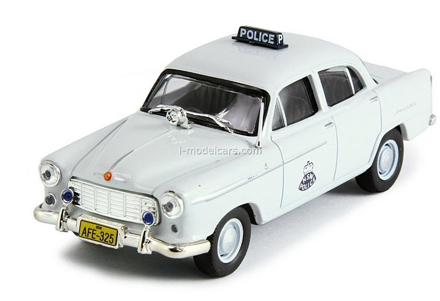 Holden FE Police Australia 1:43 DeAgostini World's Police Car #10