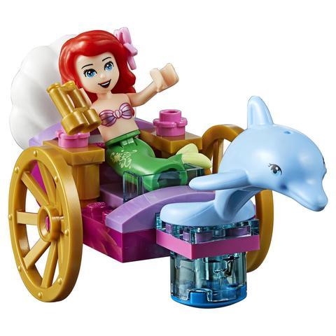 LEGO Juniors: Подводный концерт Ариэль 10765 — Ariel's Underwater Concert — Лего Джуниорс Подростки