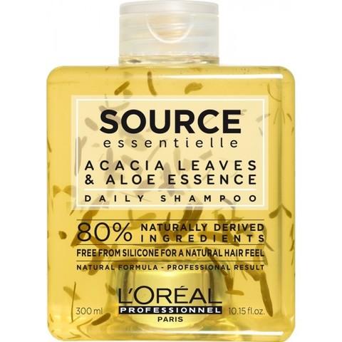Шампунь для сухих волос,Loreal Source Essentielle , 300 мл