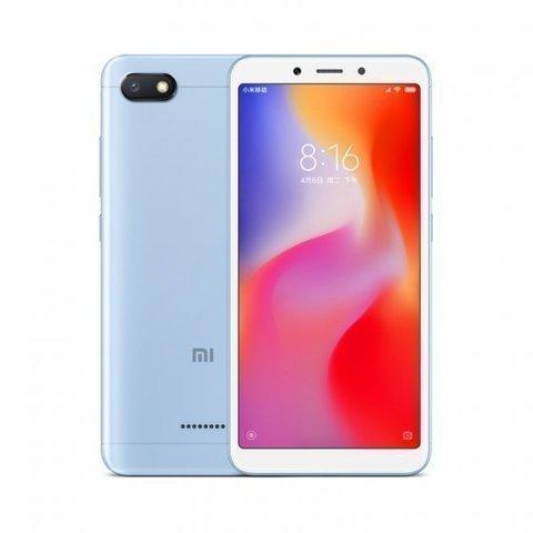 Xiaomi Redmi 6A (2-32Gb) Blue/Синий