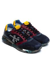 Комбинированные кроссовки Premiata Zac-Zac 3545