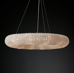 Crystal Halo Chandelier 41