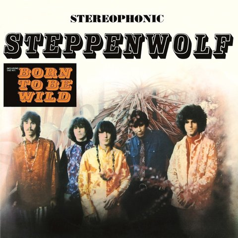 Steppenwolf / Steppenwolf (LP)