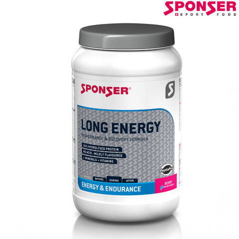 Напиток SPONSER LONG ENERGY BERRY