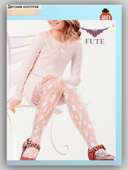 810 FUTE колготки детские, белые