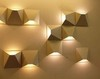 бра CUBE ten pcs wall art lamp by Vibia style