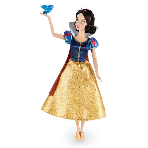 Кукла Белоснежка Перевыпуск 2016 с  птичкой - Snow White, Disney
