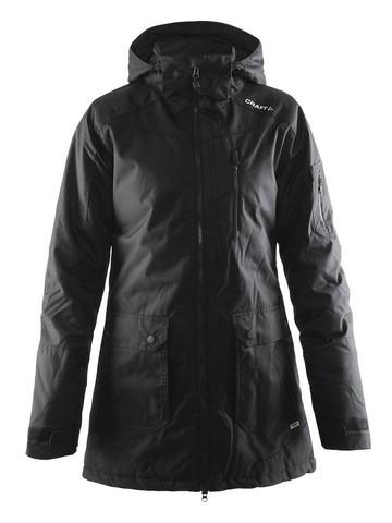 Куртка-парка Craft Parker женская black