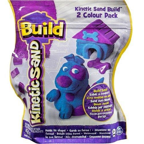 KINETIC SAND BUILD (голубой
