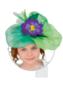 Цветочная шляпка - Фиалка