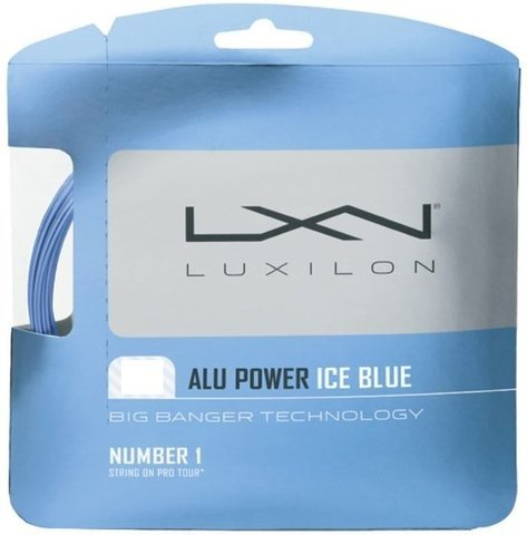 Струны теннисные Luxilon Big Banger Alu Power 130 12.2M / WRZ998130