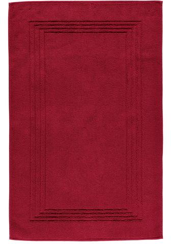 Элитный коврик для ванной Vienna Style рубиновый от Vossen
