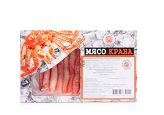 Мясо краба ассорти
