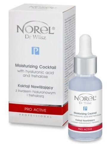 *Увлажняющий коктейль с гиалуроновой кислотой и трегалозой (NOREL/PRO ACTIVE/30мл/PA 375)