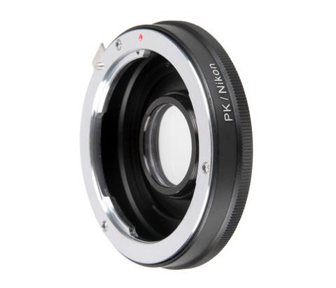 адаптер Pentax PKобъективы на Nikon камеры со стеклом на фокус - бесконечность