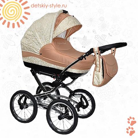 """Коляска Stroller B&E """"Maxima Magic"""" 2в1"""