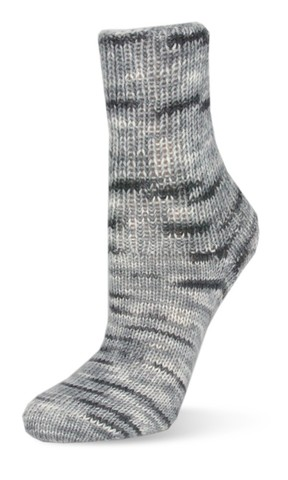 Rellana Flotte Socke Farbklexx 02