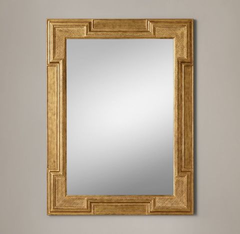Flemish Court Mirror