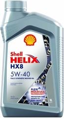 Shell helix HX8 5w-40 1л