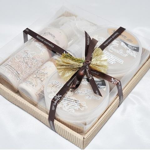 Набор подарочный большой Шоколад-Крим   Chocolatte