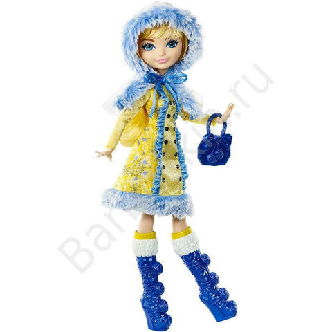 Кукла Ever After High Блонди Локс (Blondie Lockes) - Эпическая Зима (Epic Winter), Mattel