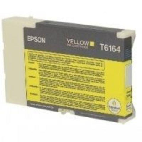 Картридж желтый T6164 Epson B300/B500DN C13T616400