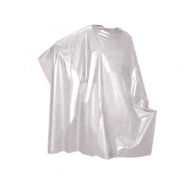 Одноразовые материалы для парикмахера Пеньюар парикмахерский одноразовый прозрачный 100х160 см., 50 шт./рулон Пеньюар-одноразовый-прозрачный.jpg