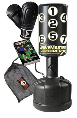 Водоналивной боксерский мешок с зонами Wavemaster Combo