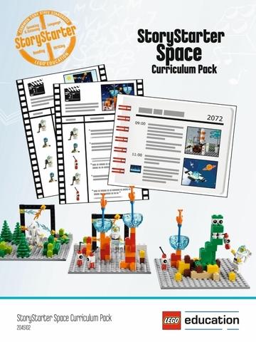LEGO Education: Комплект учебных материалов StoryStarter