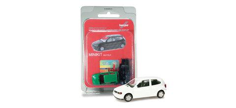 Herpa 012140-003 Мини-набор для сборки VW Polo 2 двери, 1:87