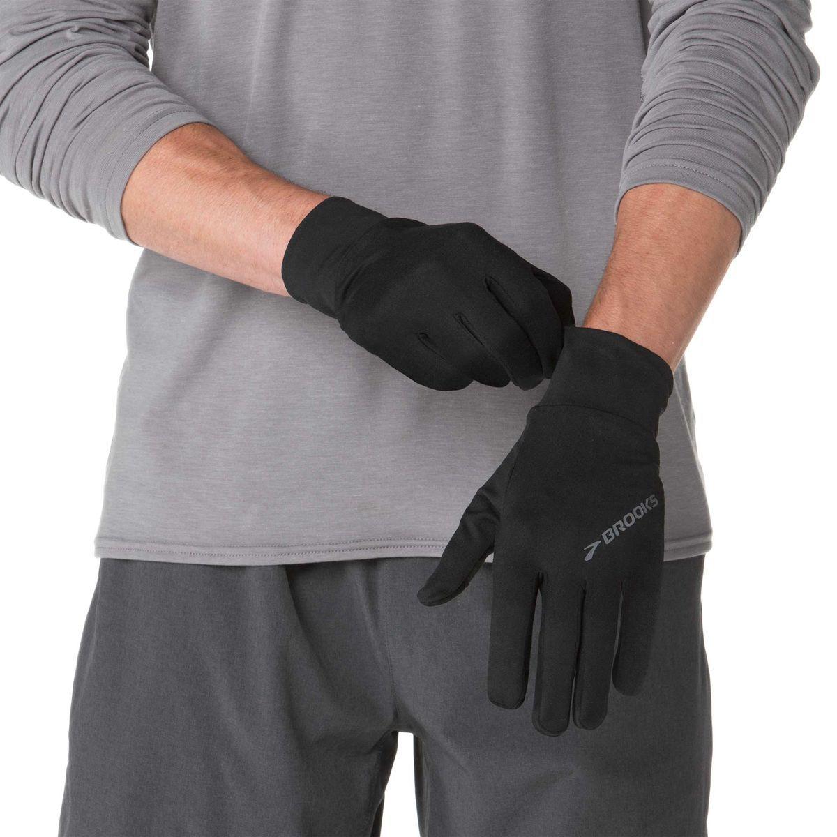 Перчатки для бега Brooks GreenLight Glove (280311-001) фото