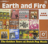 Earth And Fire / The Golden Years Of Dutch Pop Music (A&B Sides)(2CD)