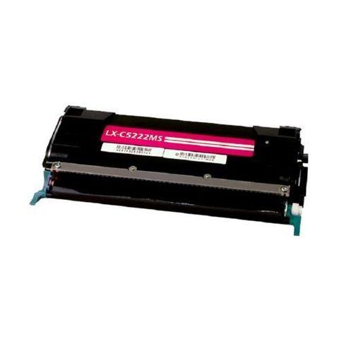 Картридж для принтеров Lexmark C522n/524 пурпурный (magenta). Ресурс 3000 стр (C5222MS)