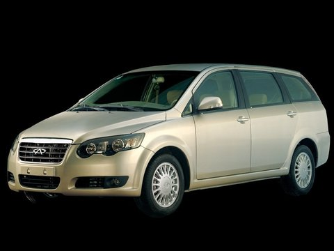 Чехлы на Chery Cross Eastar В-14 2006–2014 г.в.
